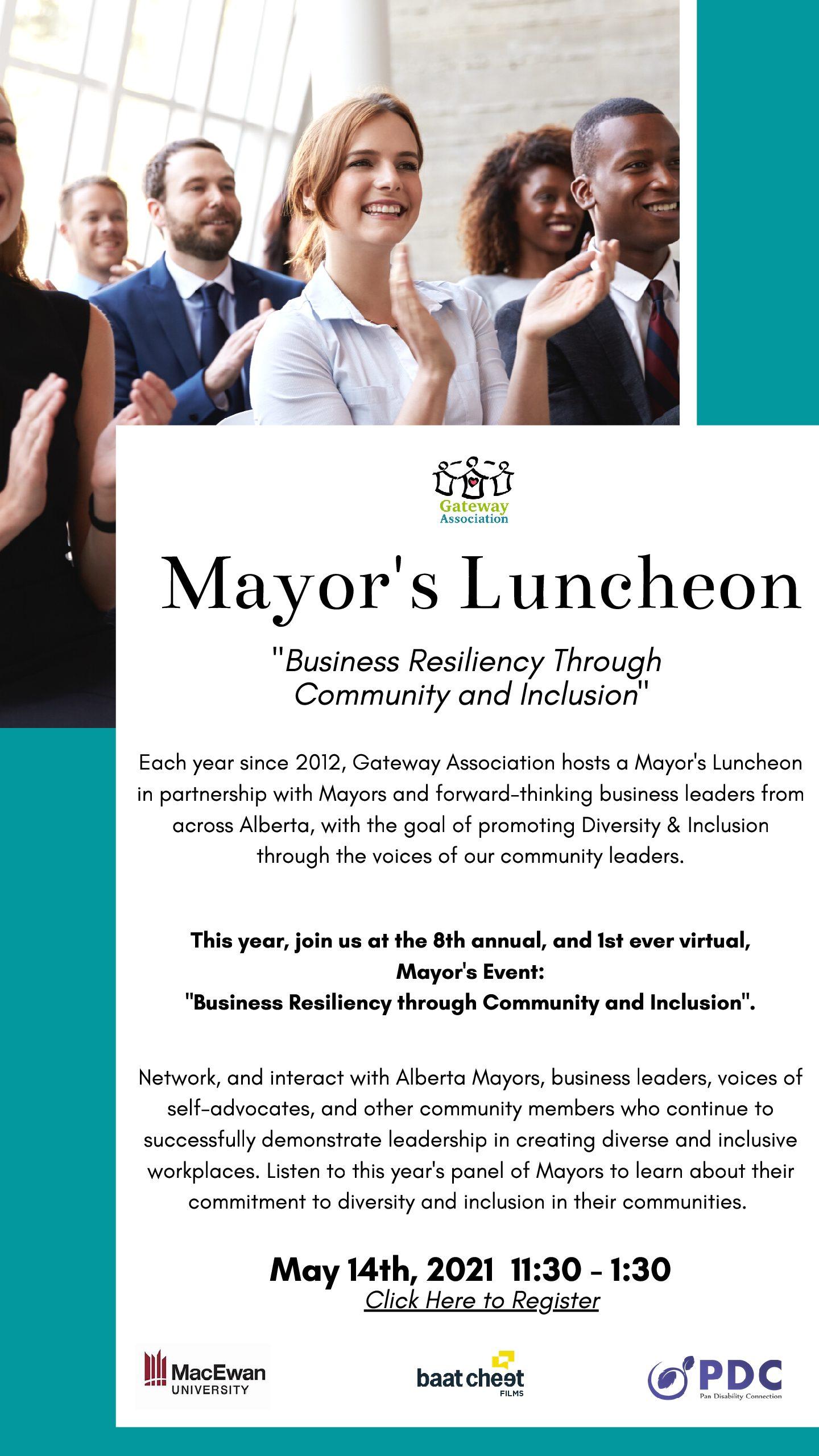 Mayor's Luncheon